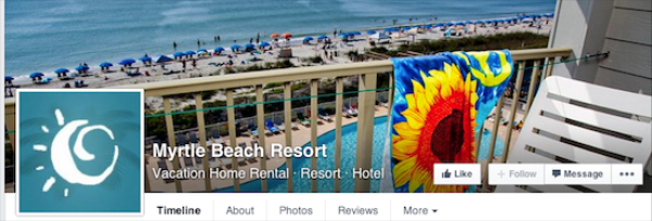 How to Get Your Faux Beach Fix on Facebook