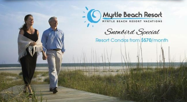 Huge Savings on Winter Condo Rentals in Myrtle Beach