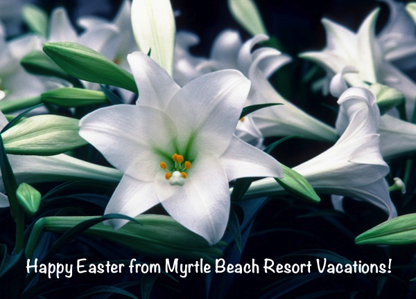 Come Spend Easter in Myrtle Beach This Year