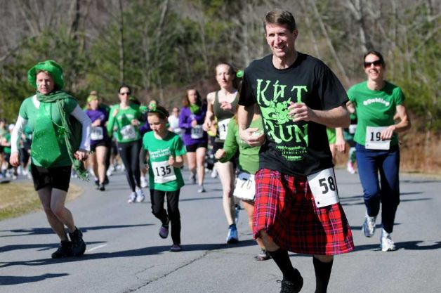 4th Annual St. Patrick's Day Kilt Run 5k & 10k