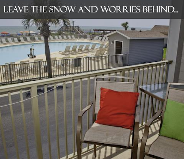 Tips for Trading in Winter for Beautiful Myrtle Beach