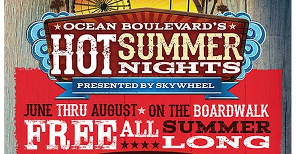 Check Out Hot Summer Nights in Myrtle Beach