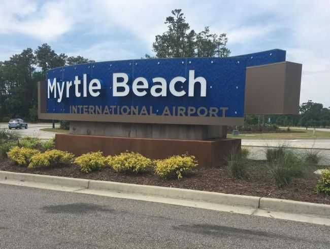 Newly Listed Non-Stop Flights to Myrtle Beach