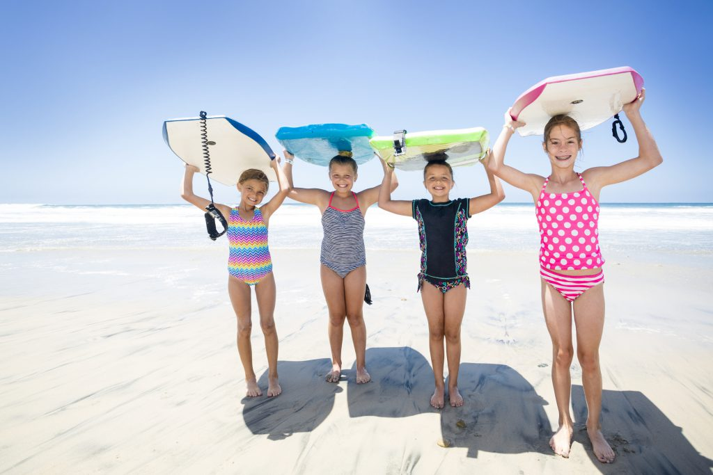 4 Kid-Friendly Beach Activities for your Next Vacation