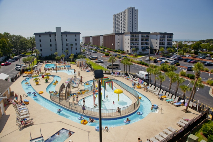 Myrtle Beach Resorts >> Myrtle Beach Resort Oceanfront Gated Family Friendly Resort
