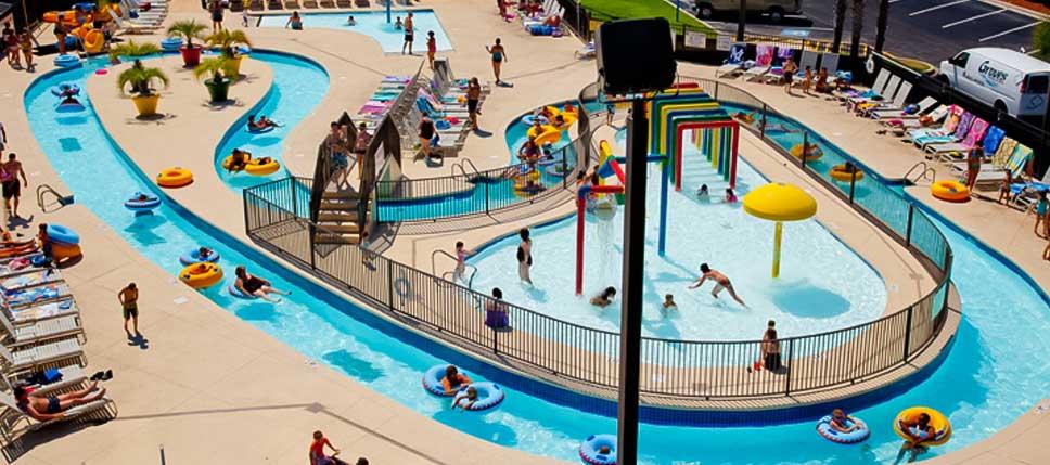 Oceanfront Gated Family Friendly Resort Rentals Myrtle