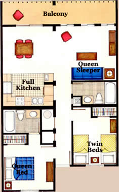 2 Bedroom Myrtle Beach Rentals