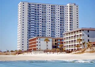 Oceanfront Myrtle Beach Resort Condos
