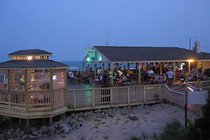 Live Entertainment at the Ocean Front Cabana Bar