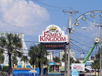 For An Old Time Carnival Style Treat Don T Miss Family Kingdom In Downtown Myrtle Beach Is Home To The Highest Ferris Wheel South